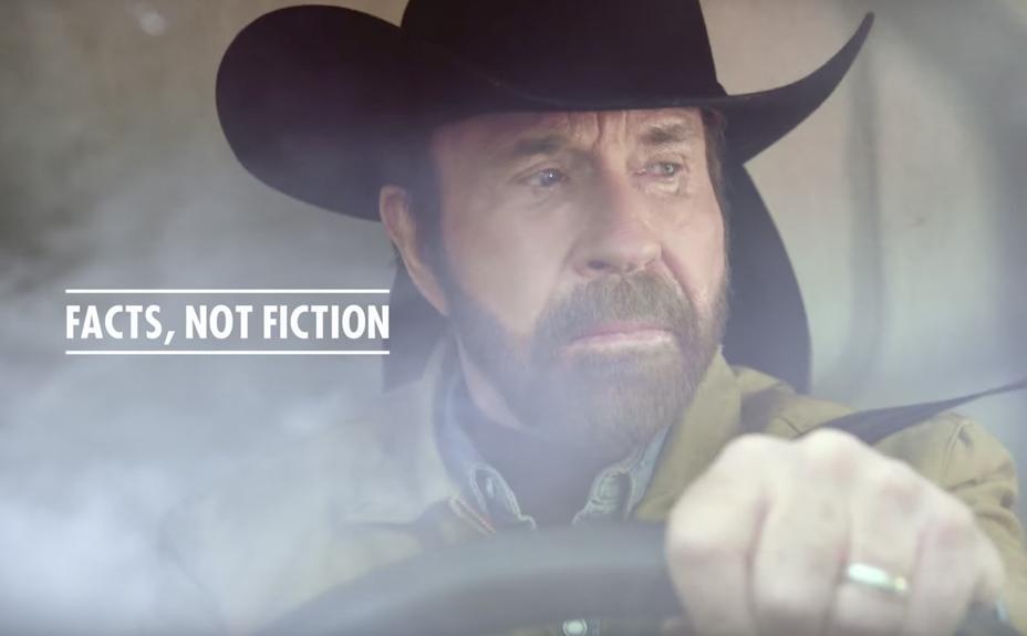 Ducato Range feat Chuck Norris